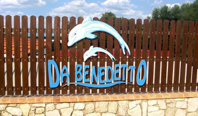 Stabilimento Da Benedetto Gaeta | Stabilimento balneare, bungalow e area camping